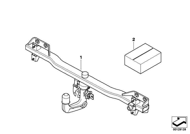 Nachrüstsatz elektrische Anbauteile X3 (71600304162