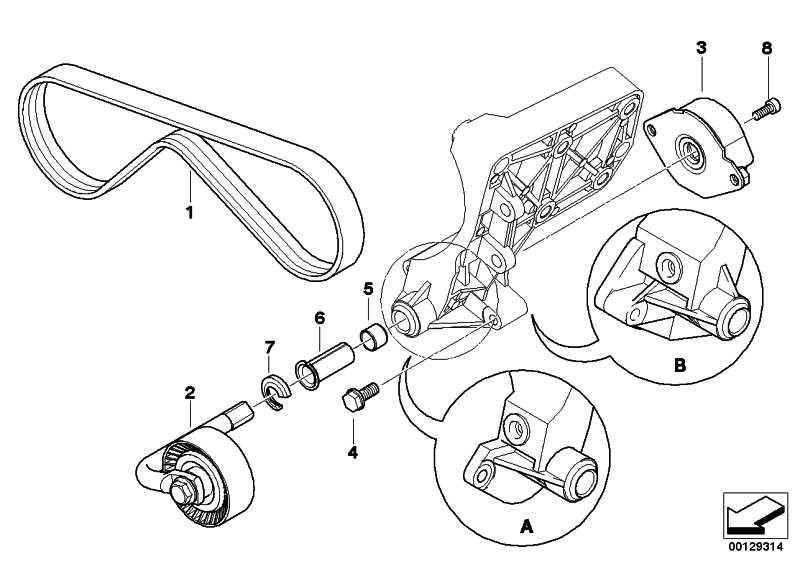 Auto e moto: ricambi e accessori ORIGINALE BMW 11282248561