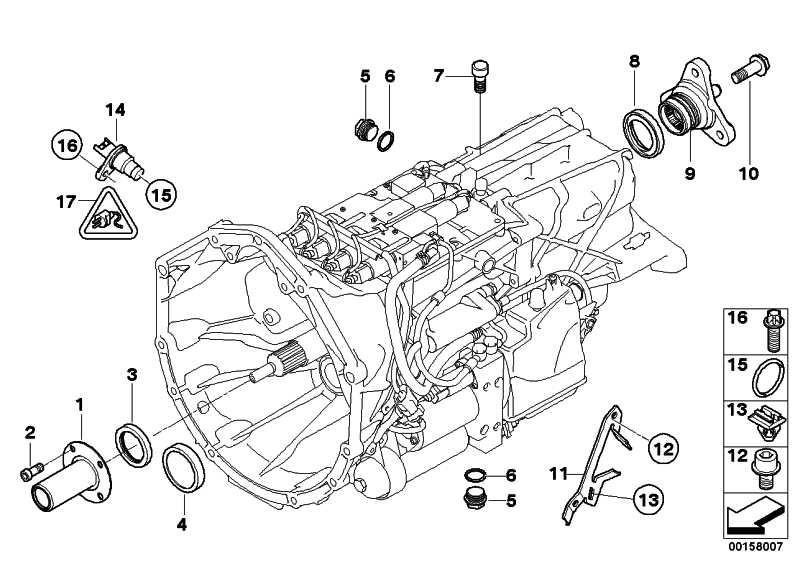 Impulsgeber Kurbelwelle/Getriebe 1er 3er 5er 6er 7er X1 X3