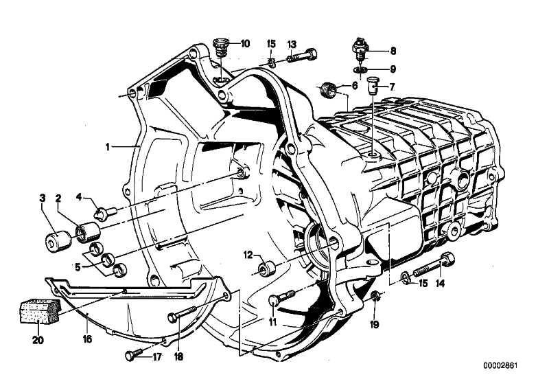 Verschlussschraube M24X1,5 1er 3er 5er 7er 8er Z1 Z3 Z4 Z8