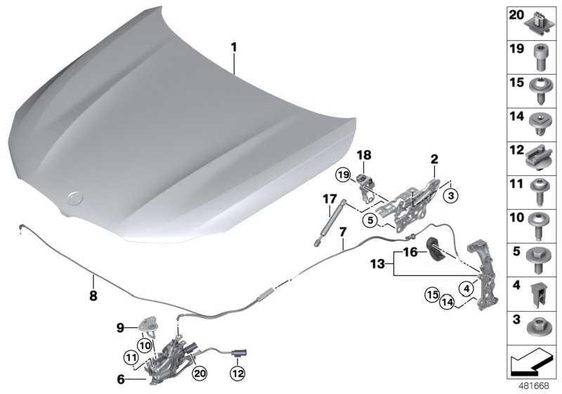 Frontklappe Aluminium (41007440427) - leebmann24.de