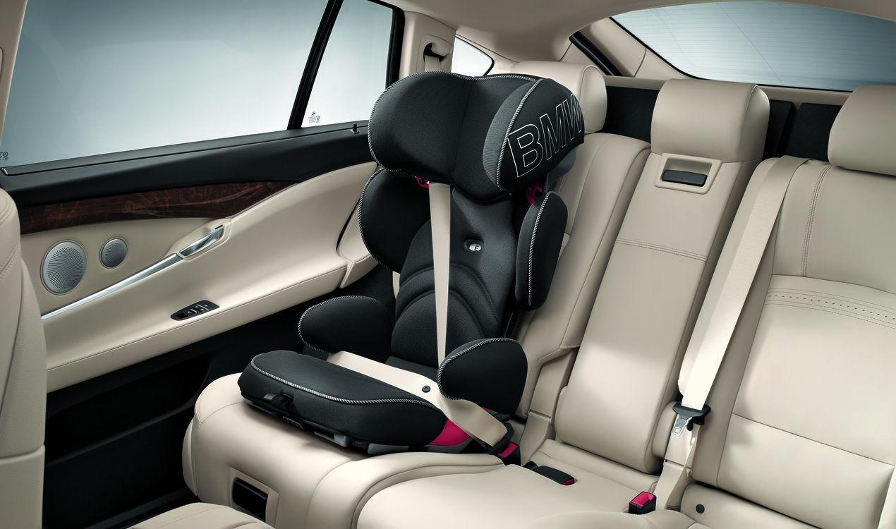 BMW Junior Seat 23 schwarzanthrazit  leebmann24de
