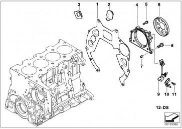 Sensor Kurbelwelle 1er 3er 5er 6er 7er X3 X5 X6