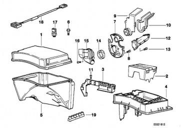 Linsenblechschraube ST3,5X16 3er 5er 6er 7er M1 X5 X6 Z3