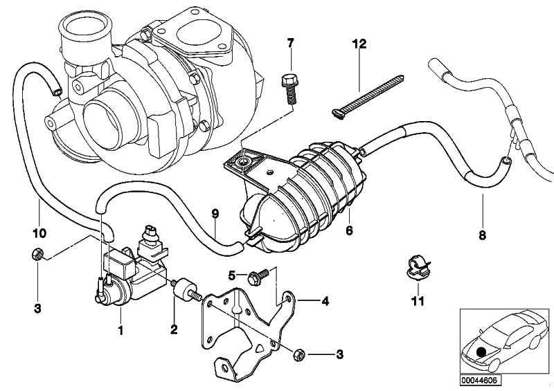 Bmw E46 Vacuum Diagram, Bmw, Free Engine Image For User