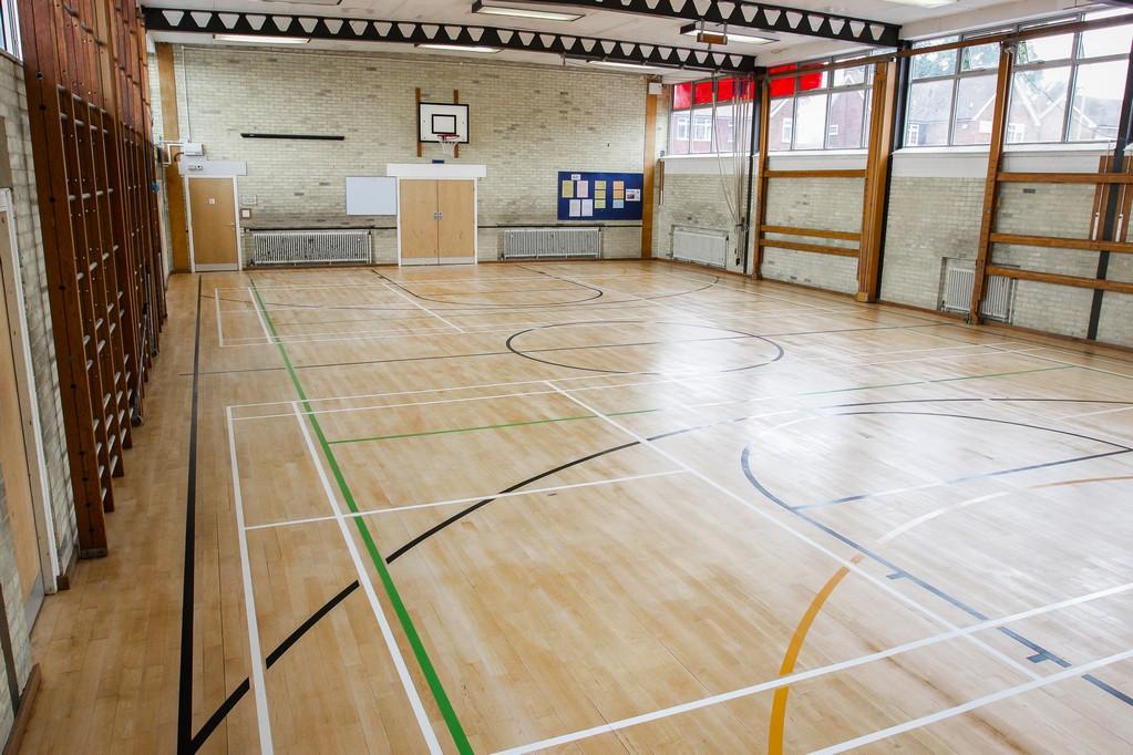 Floor Restoration Sports Hall Lee Chapel Floors Essex