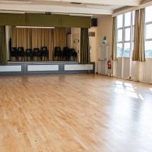 Bulphan Village Hall Restoration 2019 - Lee Chapel Floors 8