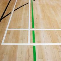 Floor Restoration Sports Hall Lee Chapel Floors Essex 6