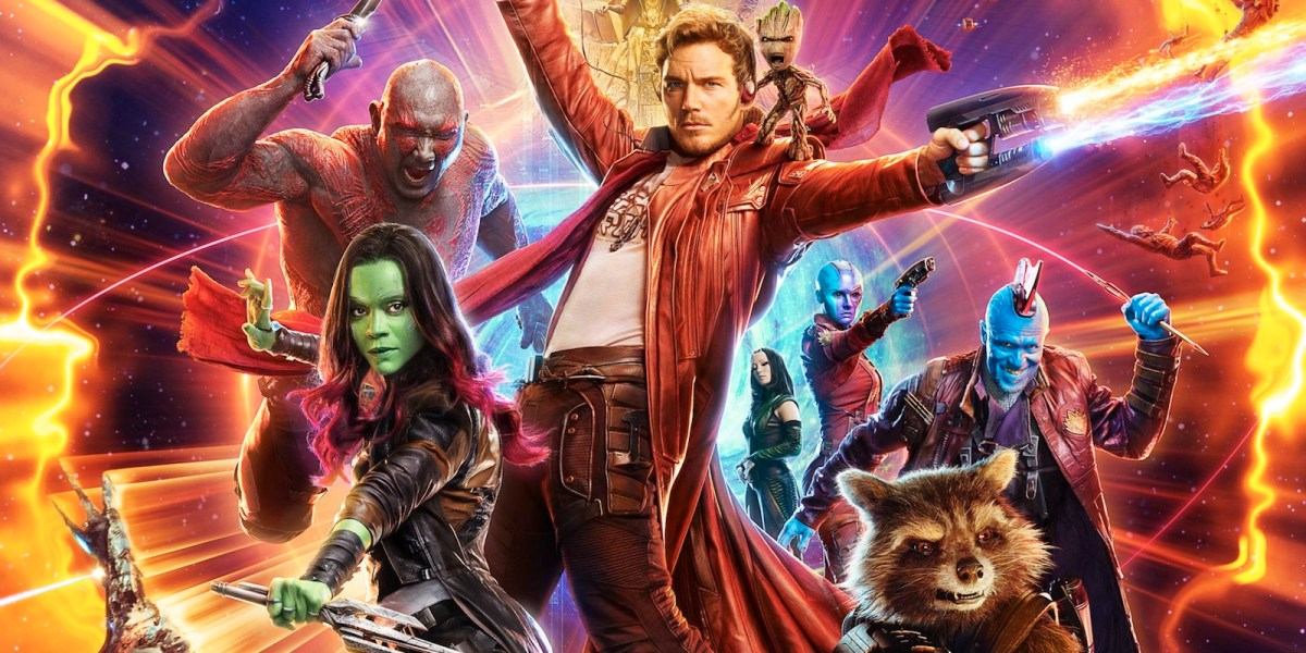Listen to the Awesome Mixes from Guardians of the Galaxy 1 & 2