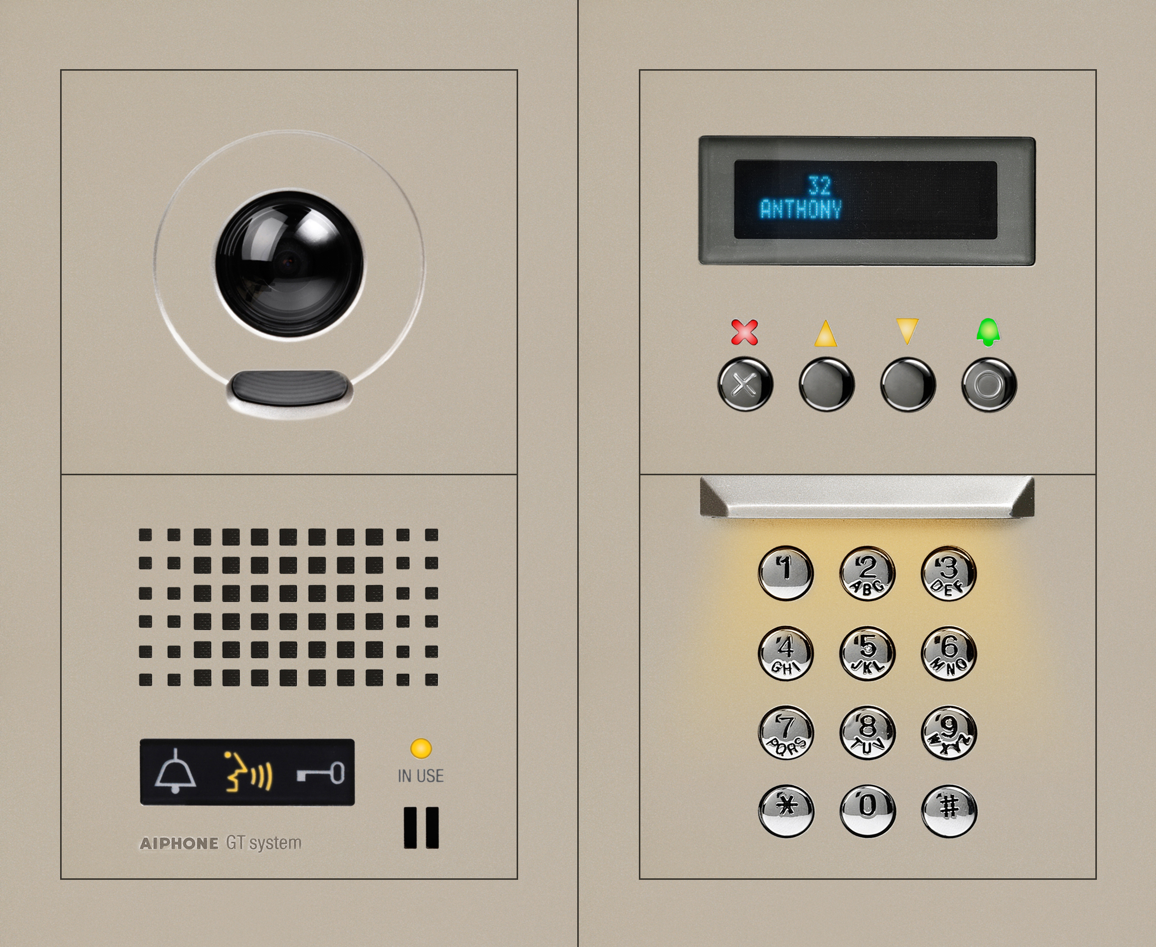 Aiphone Intercom Wiring Diagram And Installation Guide Circuit
