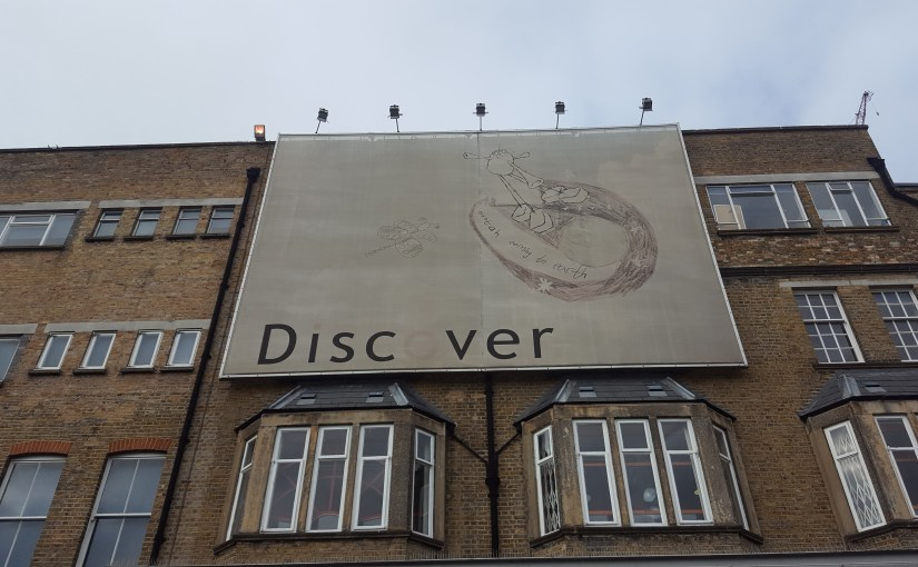 Discover – Children's Story Centre, London