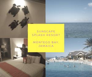 Sunscape Splash