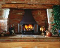 Dovre 1800 Multifuel / Wood Burning Fireplace Stove