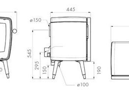 Wood Stove Chimney Diagrams Wood Stove Installation
