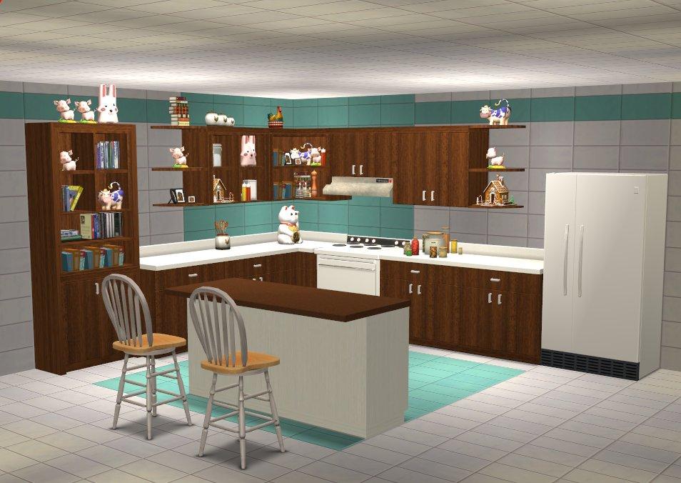 EA Base Game Value Kitchen AddOns  LeeFish