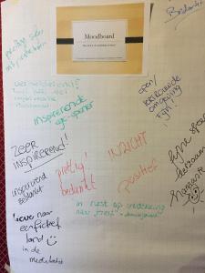 Positieve reacties workshop 'Leef je Talent'