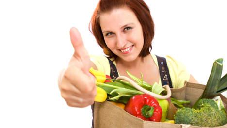 Het vegetarisch dieet