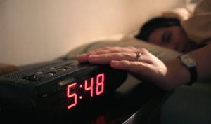 Voldoende slaap