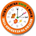 clock clip art - turn