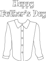 Father's Day Clip Art, Dad and Grandpa Scrapbook Graphics