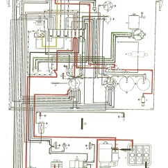 Vw Beetle Wiring Diagram 1966 4 Channel Amplifier For 1971 Bus  The