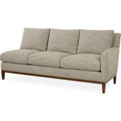 Lee Industries Leather Sofa Verona Set 1399-03 At