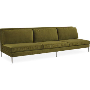 armless sofas sofa cover target 3059 17 at lee industries