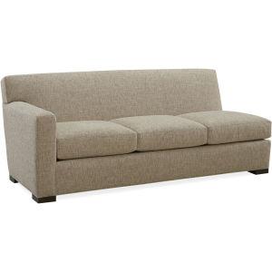 one arm sofa slipcover bett hamilton reviews 3232 18lf at lee industries