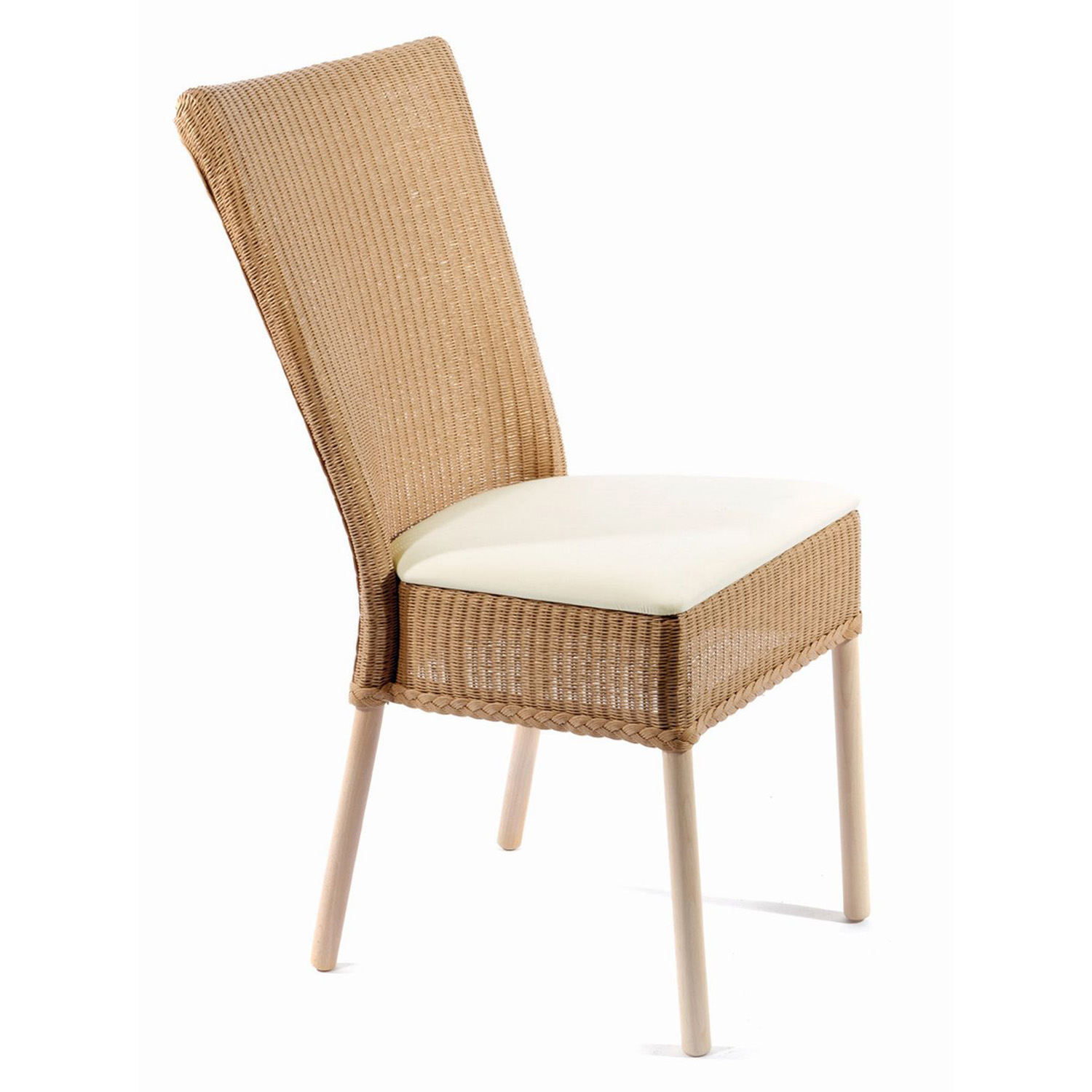 habitat dining room chair covers high alternatives sophie oak with black seat pad