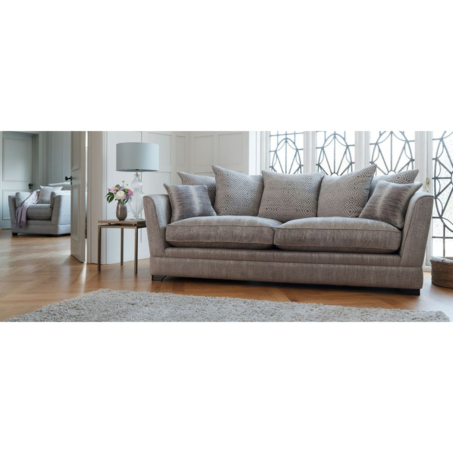 knoll sofas uk lee industries 4 cushion sofa 1296 44 parker sloane chair