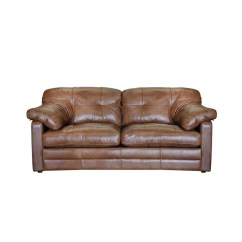 Bailey Leather Sofa Bed Natuzzi Sofas Alexander And James 2 Seater Leekes