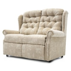 Celebrity Chair Accessories Diy Giant Bean Bag Lounger Woburn Fixed 2 Seater Sofa Leekes