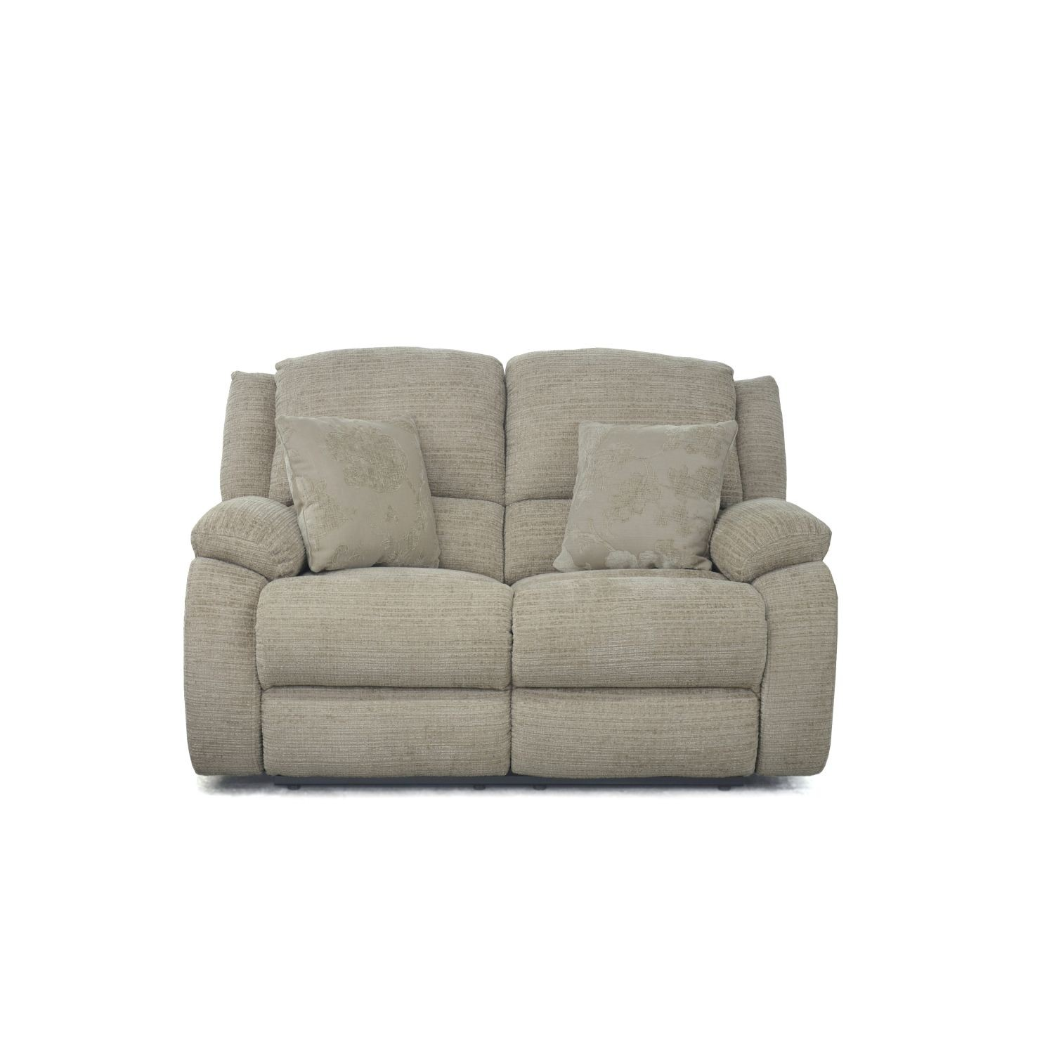 two seater sofa recliner country living covers casa oscar 2 power leekes