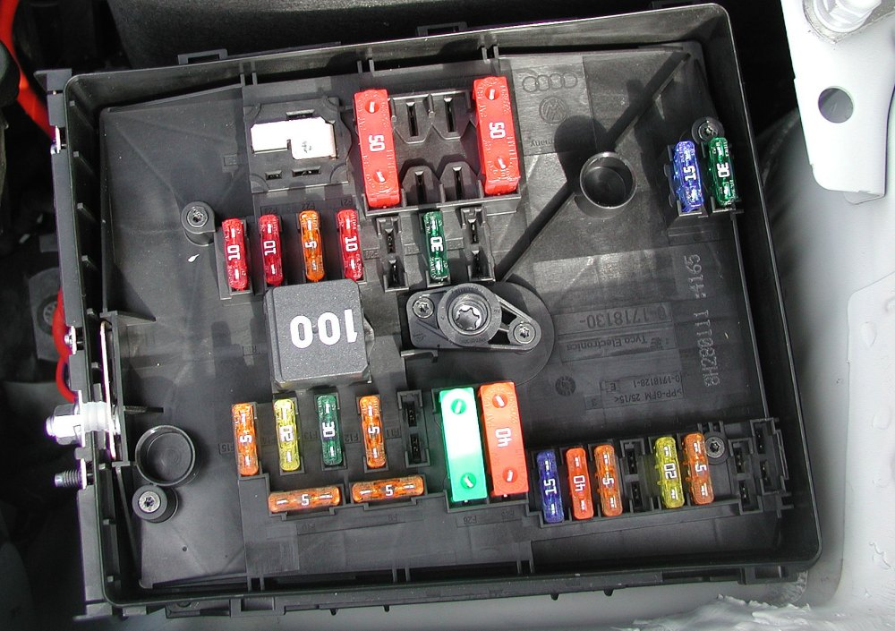medium resolution of 1994 vw golf fuse box diagram