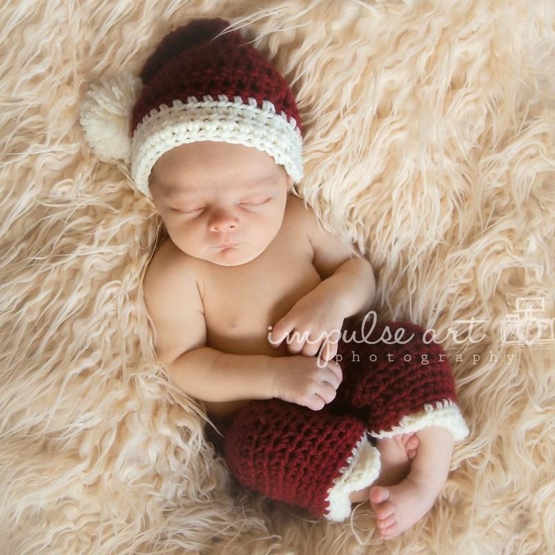e84c8b9e5749 free santa hat pattern Archives - Leelee Knits
