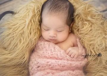 Newborn Mohair Wrap Pattern