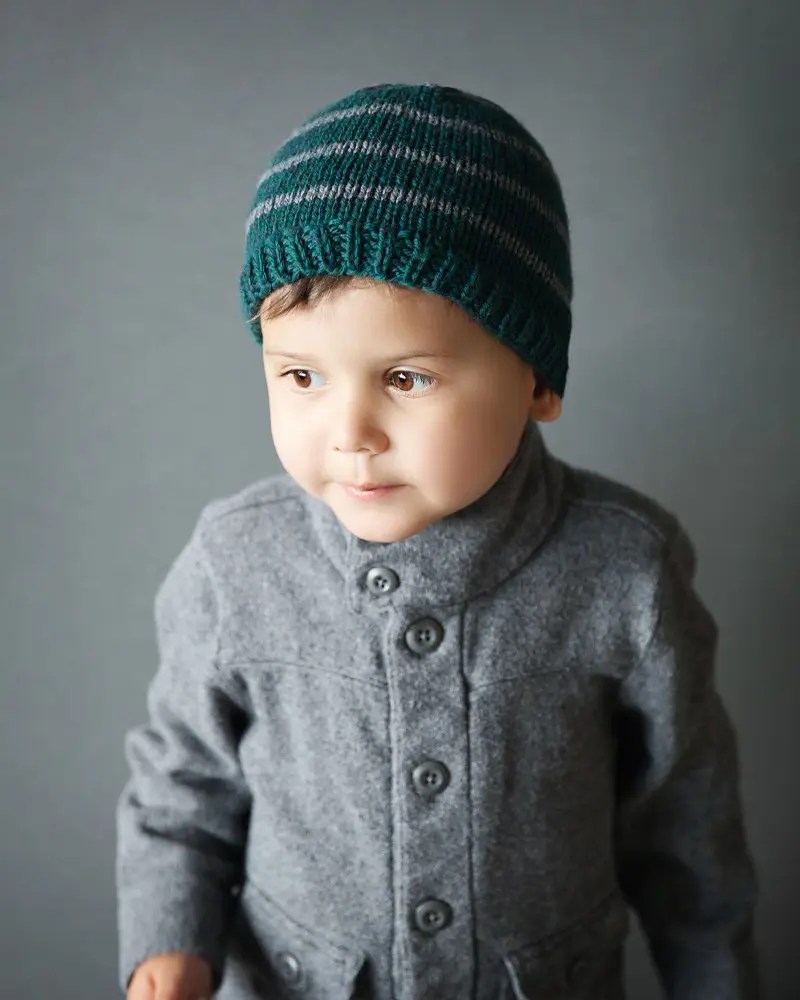 Free Toddler Beanie Knitting Pattern - Leelee Knits 5964e623da3