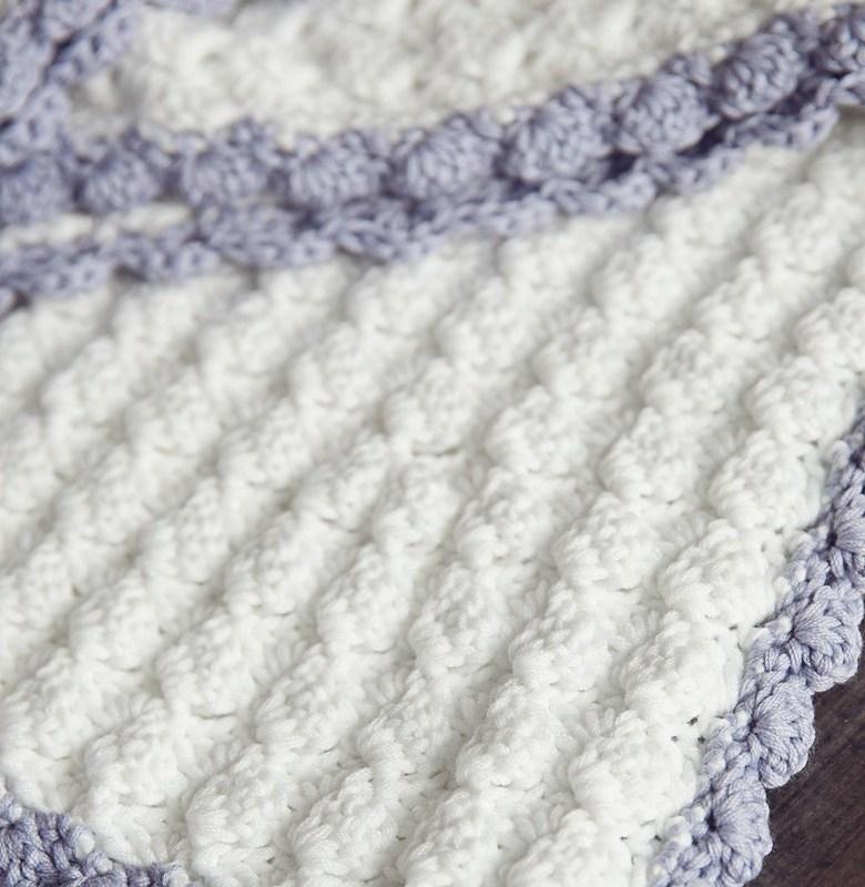 Vintage Crochet Baby Blanket Pattern Archives Leelee Knits