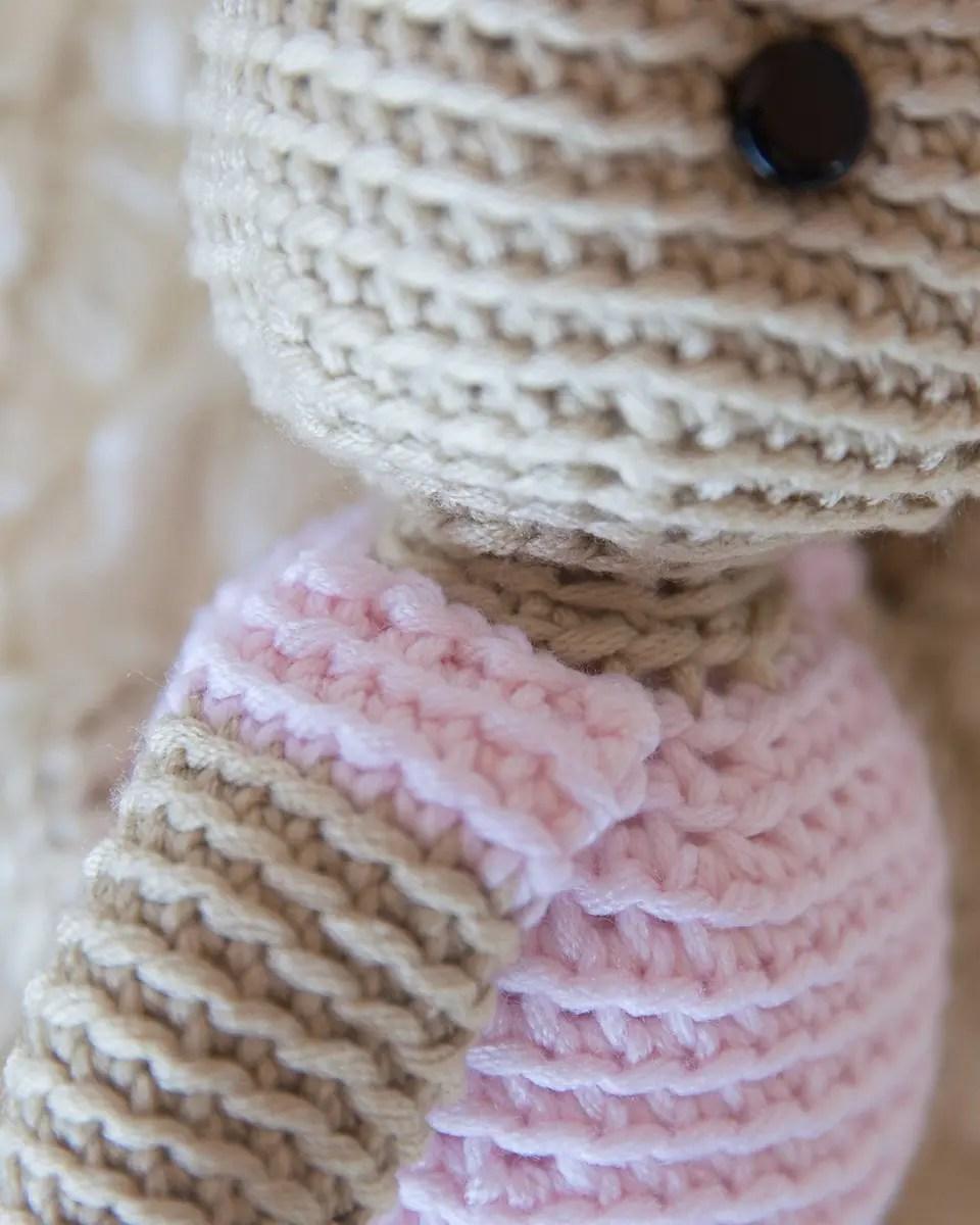 Free Crochet Bunny Pattern 4