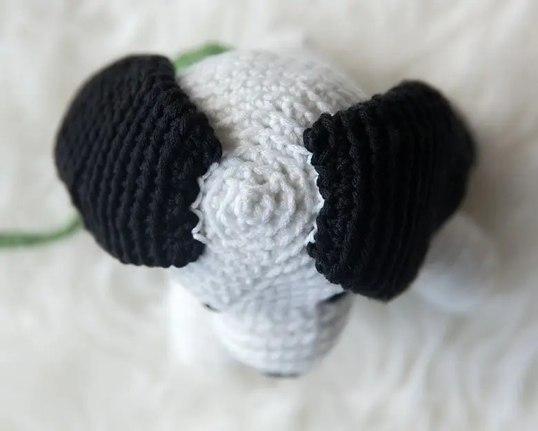 Free Crochet Puppy Pattern 2