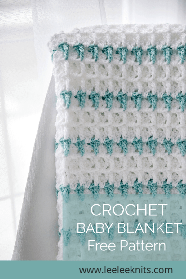a68bfb3190d0 Rumi Crochet Baby Blanket Pattern - Leelee Knits