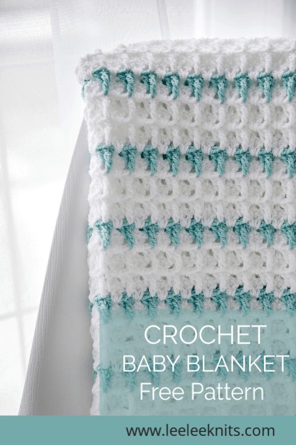 Rumi Crochet Baby Blanket Pattern Leelee Knits