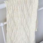 Sweethearts Baby Blanket Knitting Pattern Leelee Knits