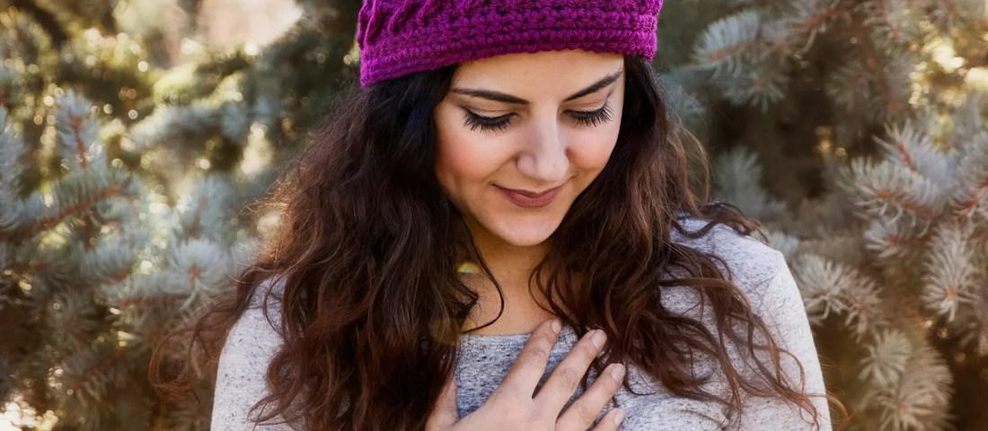 The Slopes Headband Crochet Pattern