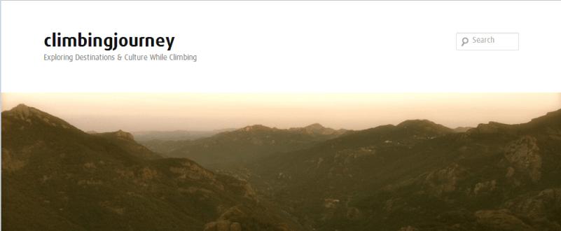 ClimbingJourney