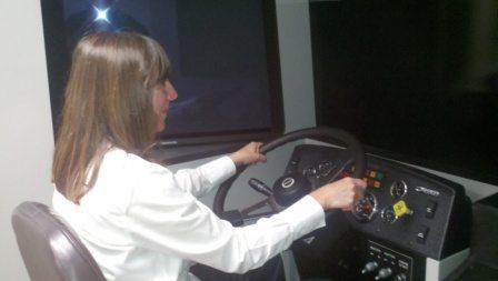 Police Driving Simulator: Writers' Police Academy 2011