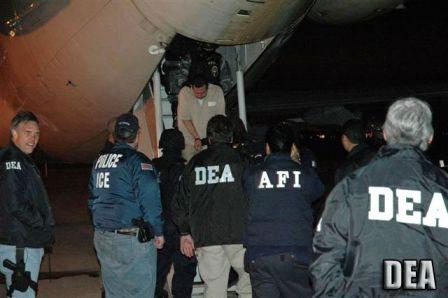 FBI, ATF, DEA, US Marshalls