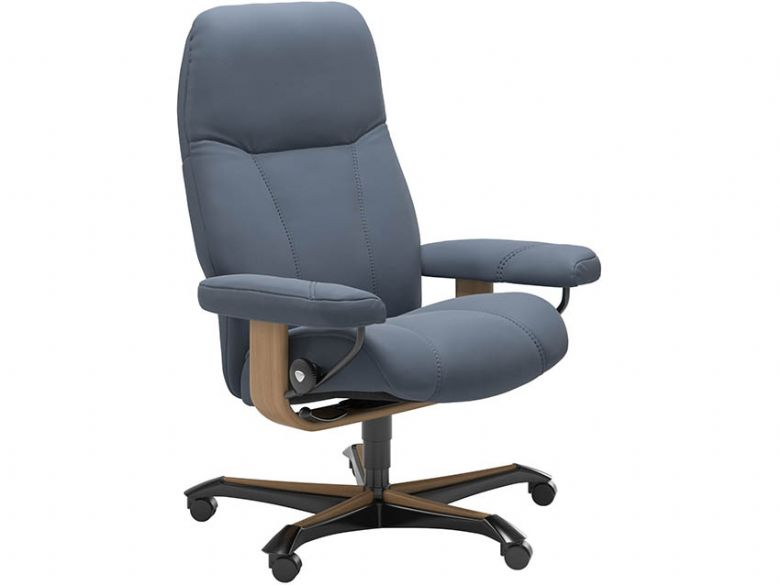 stressless office chairs uk french provincial consul medium chair lee longlands
