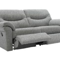 Leona 3 Seater Recliner Sofa Full Size Sleeper Slipcover Three At Unbeatable Prices Double Manual