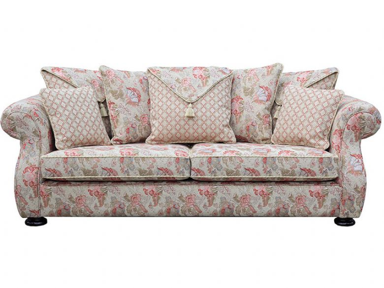 pizzazz sofa bed corner coffee table scatter back | home and textiles